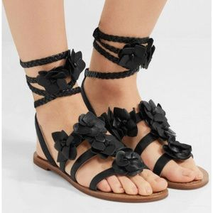 NIB TORY BURCH BLOSSOM Gladiator sandals